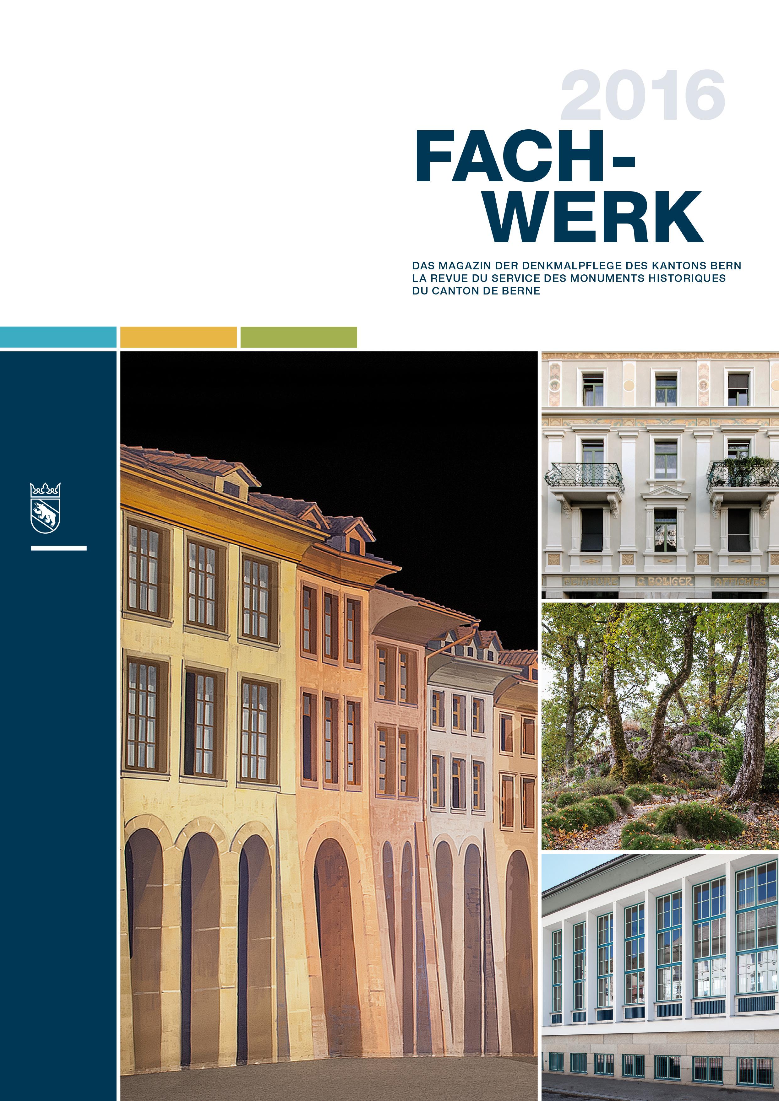 Revue fachwerk for Fachwerk pdf